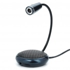 USB 2.0 300K Pixel Webcam with Microphone and Speaker for PC / Laptop (Computer Webcams Category)