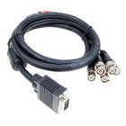 VGA to 5 BNC Cable (1.5 Meter) (Cables & Adapters Category)