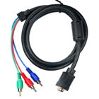 VGA to Component Cable 5 ft (Cables & Adapters Category)