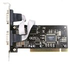 Moschip RS232 Dual Serial Port Expansion PCI Card (Computer Hardware Parts Category)