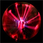 USB 3.5in Plasma Ball (USB Gadgets Category)