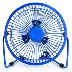 "6"" Metal USB Powered Cooling Fan (Random Colour) (LED Badges Category)"