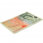UK Pound Pattern Mouse Pad Mat (USB Mouse Pads Category)