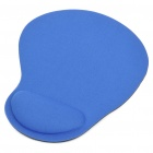 Ergonomically Wrist Rest Mouse Pad Blue (USB Mouse Pads Category)