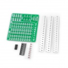 SMD Soldering Practice PCB Board Kit Green (DIY Electronic Parts Category)