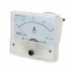 CG976 HUA 85L1 Analogue 20A Current Panel Meter Ammeter -- Light Blue Plus White (DIY Electronic Parts Category)