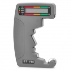 "1.3"" LCD Digital Battery Capacity Battery Type Tester Grey (1 x AAA) (Multimeters Category)"