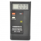 "2.0"" LDC Electromagnetic Radiation Detector Tester Black (1 x 6F22 9V) (Multimeters Category)"