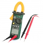 "1.5"" LCD Multi Function Digital Clamp Multimeter Green Plus Yellow (Multimeters Category)"