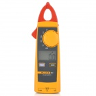 "1.7"" LCD Digital Clamp Multimeter Yellow Plus Red (2 x AAA) (Multimeters Category)"