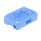ZH721 Protective Acrylic Case Enclosure Computer Box for Raspberry Pi -- Blue (DIY Electronic Parts Category)