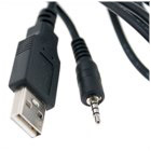 USB to 2.5mm Charging and Data Cable (Data Cables & Chargers Category)