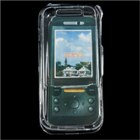 Crystal Case for Sony Ericsson W850 (Mobile Phone Plastic Cases Category)