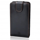 Protective PU Leather Case with Stylus Plus Strap for HTC Desire HD (Mobile Phone Leather Cases Category)