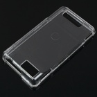 Protective PC Crystal Case for MOTO MB810 (Transparent) (Mobile Phone Plastic Cases Category)
