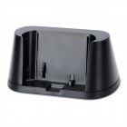 TR626 Portable Charging Docking Station Cradle for Sony Xperia Acro S LT26W -- Black (Mobile Phone Accessories Category)