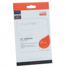 ZI677 Discovery Buy Mirror Screen Protector for Samsung Galaxy Note 2 N7100 -- Transparent (PDA Gadgets Category)