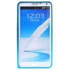 CL599 Protective Aluminium Alloy Bumper Frame for Samsung Galaxy Note 3 N9000 -- Light Blue (PDA Gadgets Category)