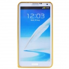 TX140 Protective Aluminium Alloy Bumper Frame for Samsung Galaxy Note 3 N9000 -- Golden (PDA Gadgets Category)