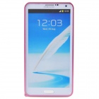 DU817 Protective Aluminium Alloy Bumper Frame for Samsung Galaxy Note 3 N9000 -- Pink (PDA Gadgets Category)