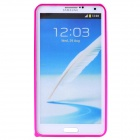 TD122 Protective Aluminium Alloy Bumper Frame for Samsung Galaxy Note 3 N9000 -- Deep Pink (PDA Gadgets Category)
