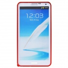FK361 Protective Aluminium Alloy Bumper Frame for Samsung Galaxy Note 3 N9000 -- Red (PDA Gadgets Category)