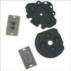 Replacement Conductive Silicon Pad for PSP Button Switch 4 piece Set (Playstation Portable Accessories Category)