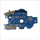 Replacement Power Switch Circuit Board for PSP SW 445 (Playstation Portable Accessories Category)