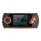 JG850 YSGD-637 Rechargeable 2.8 Inches TFT Screen Handheld Game Player with SD Card Slot -- Orange Plus Black (Other Game Consoles Category)