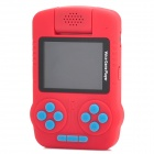 GG399 Portable 2.5 Inches LCD 88 in 1 Voice Game Console with AV-out / USB -- Red Plus Black Plus Blue (Other Game Consoles Category)