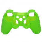 QW305 Protective Silicone Case for PS3 Controller -- Green (PlayStation 3 Accessories Category)