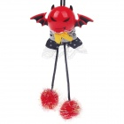 WW514 Devil Orchid Taste Air Freshener for Car -- Red Plus Black (Air Fresheners Category)