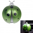HB--GD GA959 Ladybug Ocean Scent Air Freshener for Car -- Green Plus Black (Air Fresheners Category)