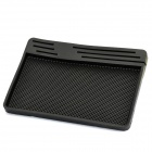 Square Non Slip Mat for Vehicles Black (Mobile Phone & PDA Holders Category)