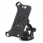 180 Degree Rotation Holder Mount with WZ337 Suction Cup for Samsung N7100 -- Black (Mobile Phone & PDA Holders Category)