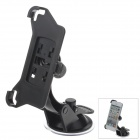 360 Degree Rotation Holder Mount with EH606 Suction Cup for iPhone 5 -- Black (Mobile Phone & PDA Holders Category)
