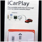 Audio Line in Cassette Adapter for Car Stereos (Car Specialty Parts Category)