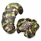 Car Licence Plate Anti Dust Covers Camouflage Colour (Pair) (Car Parts Category)