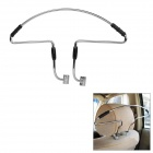 Stainless Steel Car Headrest Coat Hanger (Car Parts Category)