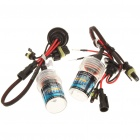 H11 35W 6000K 3200 Lumen White Light HID Headlamps Set (DC 9 to 16V / Pair) (Car HID Headlamp Kits Category)