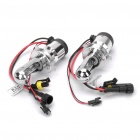 H4 3 35W 6000K 3200 Lumen White Light HID Headlamps with Ballasts Set (DC 12V / Pair) (Car HID Headlamp Kits Category)