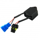#B C6 Car HID Warning Canceller Decoder Filter Black (Car HID Headlamp Kits Category)