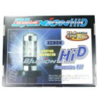 EckoMax Vehicle HID Headlamp Complete Set (H3 6000K) (Car HID Headlamp Kits Category)