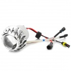 ZU505 Motorcycle 35W 2800lm 6000K White Light HID Conversion Kit (9 to 16V) (Car Specialty Parts Category)