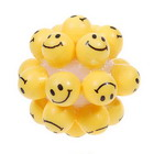 Happy Faces Stress Reliever Balls (Toys Category)