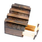 Magic Wooden Box with Extra Secure Secret Drawer (Toys Category)