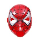 Glowing Spiderman Mask (Toys Category)