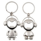 COUPLE'S Keychain and Bottle Opener (2 Pack) (Gifts Category)