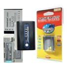 SONY FC11 Compatible Battery (3.6V 700mAh Thin Lithium Ion) (Lithium Batteries Category)