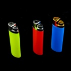 ST411 Trick Water Spray Simulation Lighters -- Red Plus Green Plus Blue (3 Pieces) (Practical Joke Supplies Category)